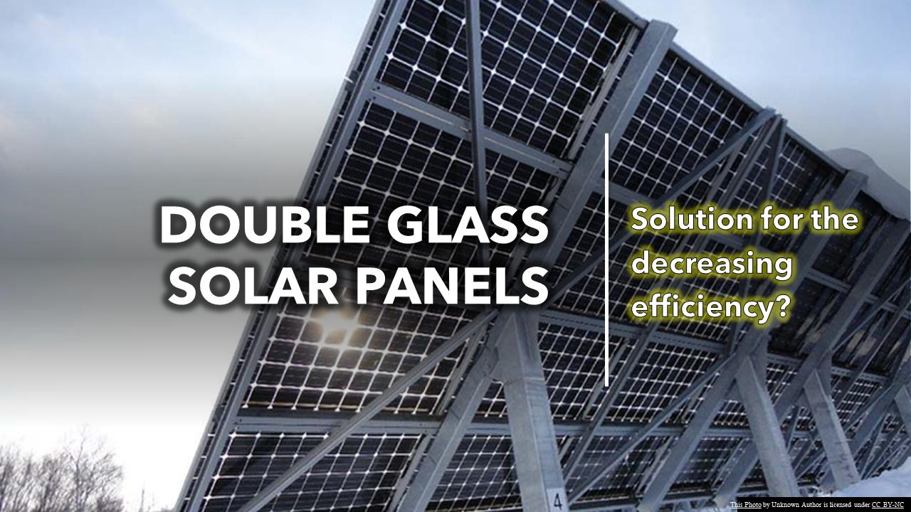 Double Glass Solar Panels